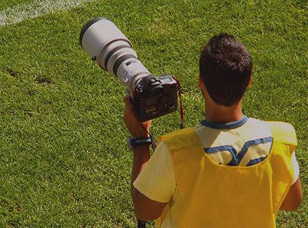 Photographie de Sport - Plus de 5h de vidéos en ligne pour devenir photographe sportif |