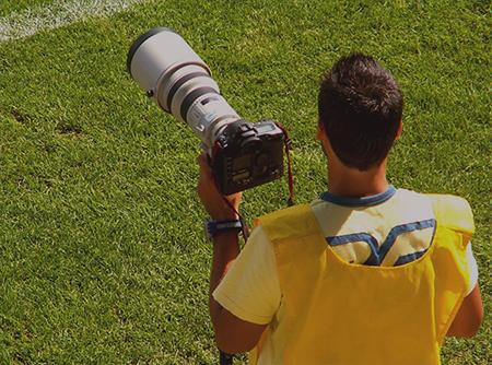 Photographie de Sport - <p>Plus de 5h de vidéos en ligne pour devenir photographe sportif</p> |