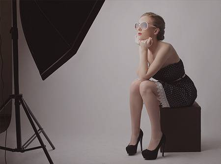 Photographie de Studio & Lumière Artificielle - Plus de 6h de cours vidéos pour maîtriser l'éclairage et la photo studio |