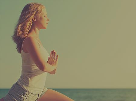 Yoga - <p>8 classes de yoga en ligne pour débutant</p> |
