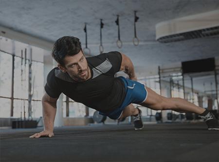 Fitness : Renforcement musculaire - <p>Plus de 3h de cours de renforcement musculaire en ligne</p> |