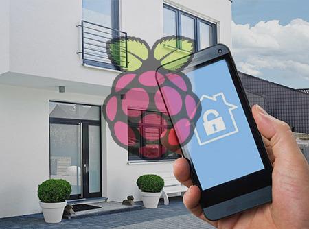 Raspberry : Contrôler sa maison à distance