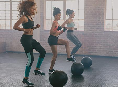 LIA Fitness (Low Impact Aerobic)