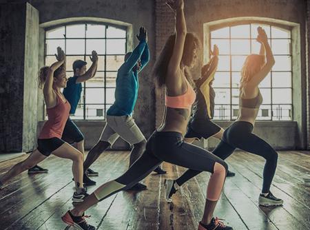 Aérobic Fitness - Plus de 2h30 de cours d'Aérobic Fitness en ligne