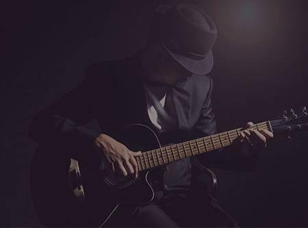 Guitare : Blues Acoustique - Plus de 8h30 de cours de guitare en ligne pour débuter le blues acoustique |