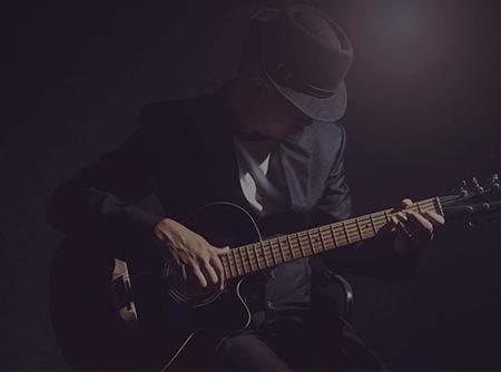 Guitare : Blues Acoustique - <p>Plus de 8h30 de cours de guitare en ligne pour débuter le blues acoustique</p> |