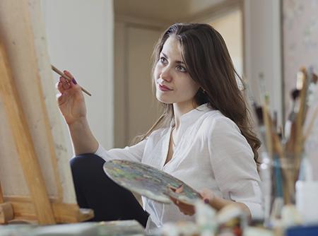 Peinture : les Fondamentaux - <p>5h30 de cours de peinture pour débutant</p> |