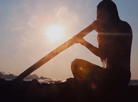 Didgeridoo - 2h30 de Cours en ligne de Didgeridoo (instrument australien)  