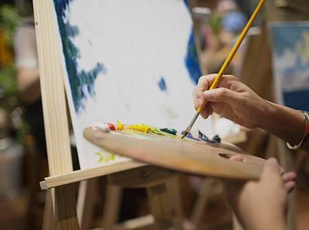 Peinture à l'huile : les Fondamentaux - Apprendre la peinture artistique à l'huile |