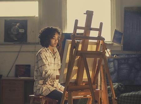 Peinture à l'acrylique : les Fondamentaux - <p>Découvrir les bases de la peinture à l'acrylique sur toile</p> |