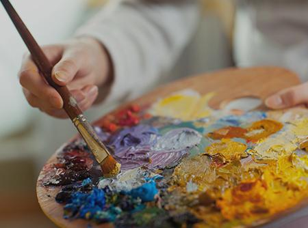 Peinture : les Couleurs - <p>Apprendre à mélanger les couleurs en peinture</p> |