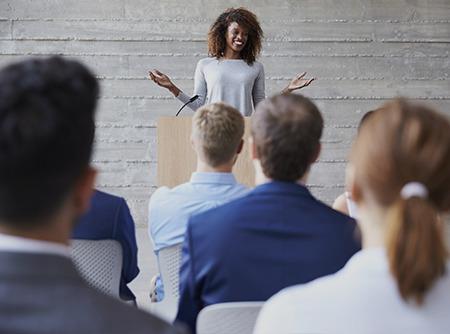 Prendre la parole en public : structurez votre message