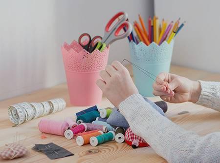 Couture : Réparation & Retouche à la main - Apprendre les bases de la couture à la main pour la réparation/retouche de vos vêtements en moins d'1h |