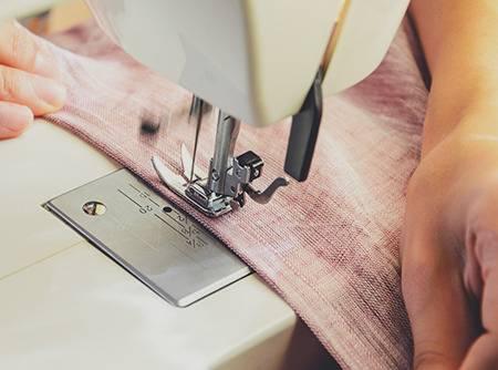 Couture : Réparation & Retouche à la machine - Apprendre la réparation et retouche de vêtements en moins d'1h |