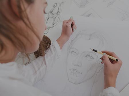 Dessiner des portraits : Techniques avancées - Apprendre à dessiner un portrait élaboré en moins 1h30 de vidéo