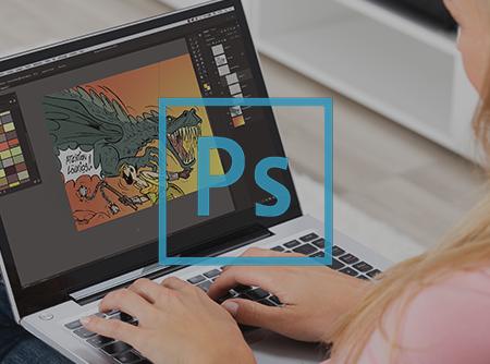 Colorisation de BD avec Photoshop : les Fondamentaux - Plus de 1h30 de cours pour découvrir la colorisation de BD avec Photoshop |
