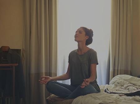 Yoga pour mieux dormir