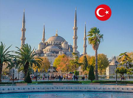 Turc - Express - <p>Apprendre le Turc en ligne pour débutant</p> |