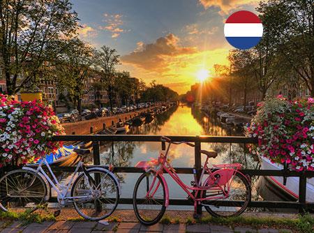 Néerlandais - Express - Apprendre le Néerlandais en ligne pour débutant |