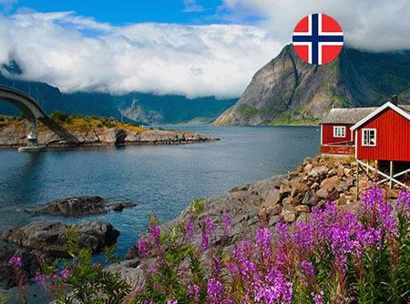 Norvégien - Express - Apprendre le Norvégien en ligne pour débutant |