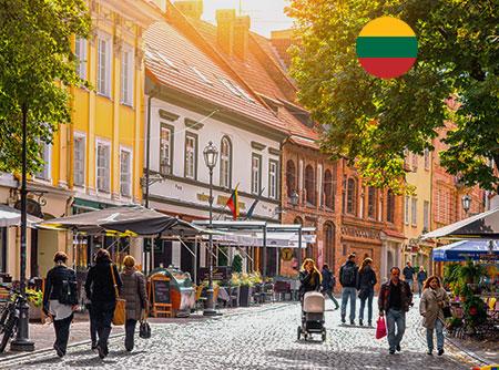Lituanien - Express - Apprendre le Lituanien en ligne pour débutant |