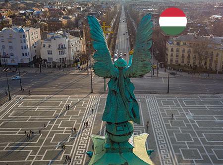 Hongrois - Express - <p>Apprendre l'Hongrois en ligne pour débutant</p> |