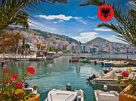 Albanais - Express - <p>Apprendre l'Albanais en ligne pour débutant</p> |