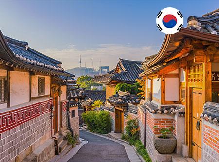 Coréen - Express - <p>Apprendre le Coréen en ligne pour débutant</p> |