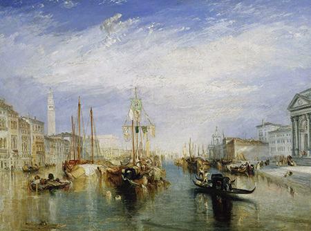 Peindre à la manière de Turner