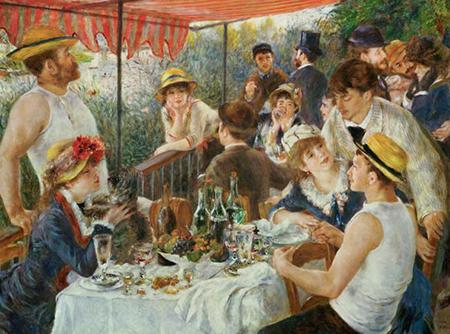 Peindre à la manière de Renoir - <p>La technique impressionniste</p> |
