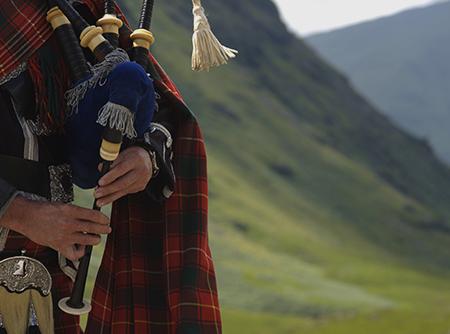 Cornemuse écossaise: Les Fondamentaux (musique bretonne) - <p>Apprendre la musique bretonne à la cornemuse</p> |