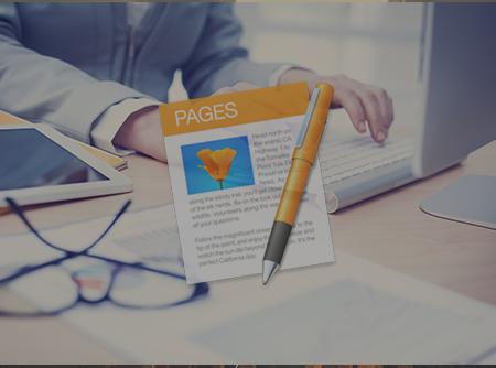 Pages 6 : les Fondamentaux - Créer des documents avec Pages, logiciel de la suite iWork sur Mac |