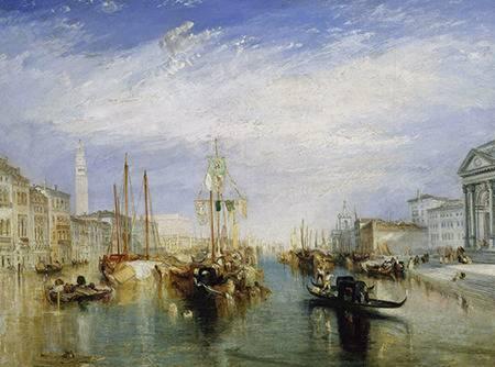 Peindre à la manière de Turner - Le travail de la lumière chez Turner |