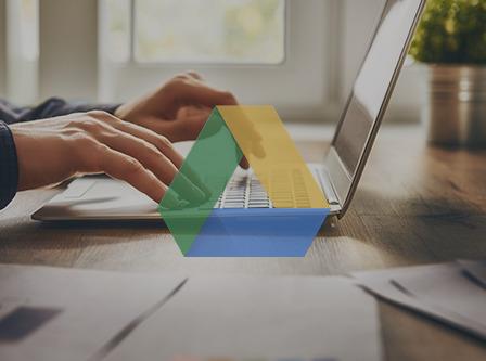 Maîtriser ses données avec Google Drive