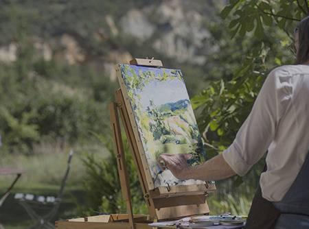 Peinture en plein air - Découvrir la peinture en plein air |