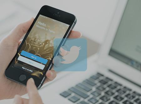 Twitter : utilisation personnelle