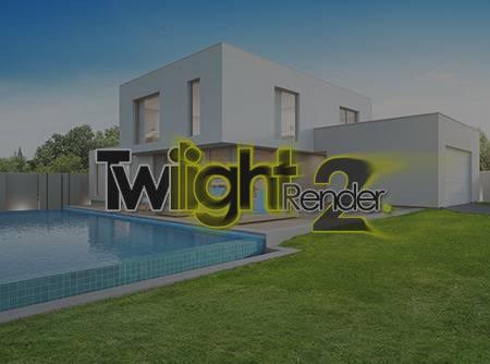 Twilight Render : les Fondamentaux - Le moteur de rendu 3D pour SketchUp |