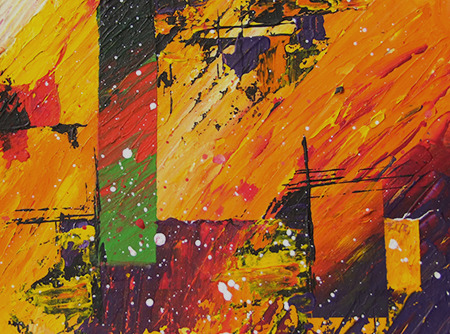 La peinture abstraite