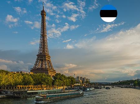 Français - Express (en Estonien) - <p>Apprendre le Français en ligne depuis l'Estonien (débutant)</p> |