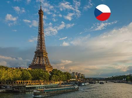 Français - Express (en Tchèque) - Apprendre le Français en ligne depuis le Tchèque (débutant) |
