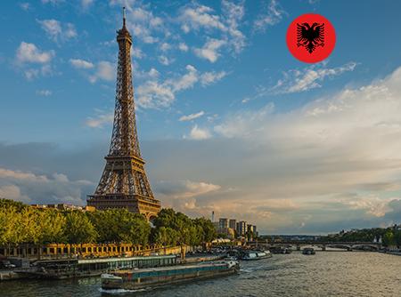 Français - Express (en Albanais) - Apprendre le Français en ligne depuis l'Albanais (débutant) |