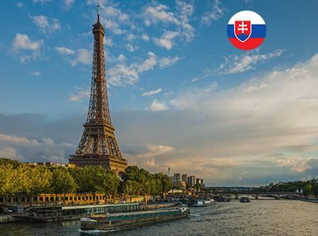 Français - Express (en Slovaque) - Apprendre le Français en ligne depuis le Slovaque (débutant) |