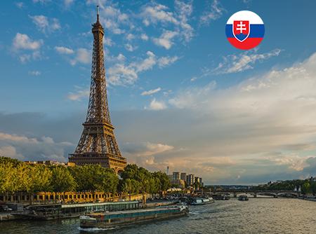 Français - Express (en Slovaque) - <p>Apprendre le Français en ligne depuis le Slovaque (débutant)</p> |