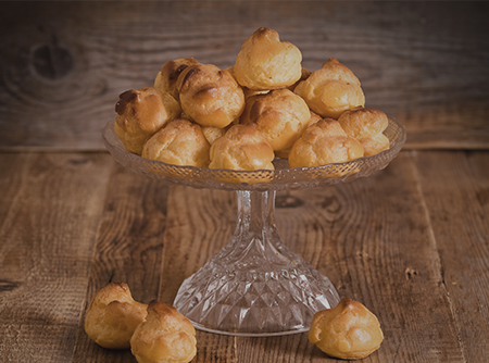 Pâtisserie : Autour de la pâte à choux - De merveilleux desserts sur le thème de la pâte à choux |