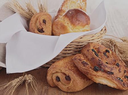 Pâtisserie : Les Viennoiseries & Brioches - <p>Pour commencer la journée du bon pied</p> |