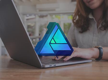 Affinity Designer - Maîtriser ce logiciel de graphisme professionnel avec plus de 10h de cours |