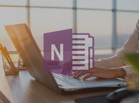 Microsoft OneNote - <p>Maîtriser l'outil OneNote et la prise de notes numériques</p> |
