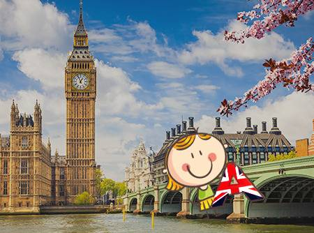 Anglais (0-6 ans) - Niveau 1 - Apprendre l'Anglais en ligne spécial Bout'chou (0-6 ans) Niveau 1