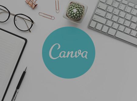 Canva : Créer des visuels graphiques, simplement et pro
