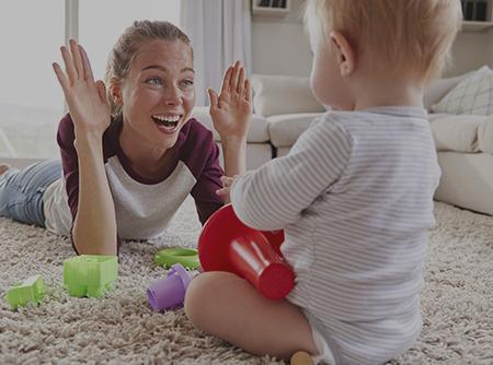 Langue des Signes Française : communiquer avec Bébé (0/1 an)